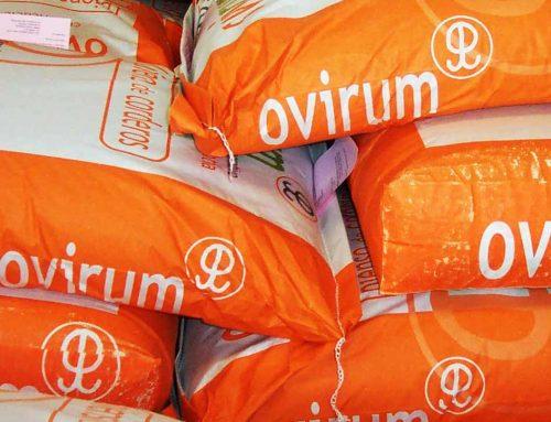 OVIRUM: la alimentación necesaria para tus corderos