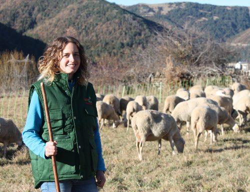 Lorena Palacio: «Si los animales son lo que más me gusta, ¿por qué vivir fuera?»