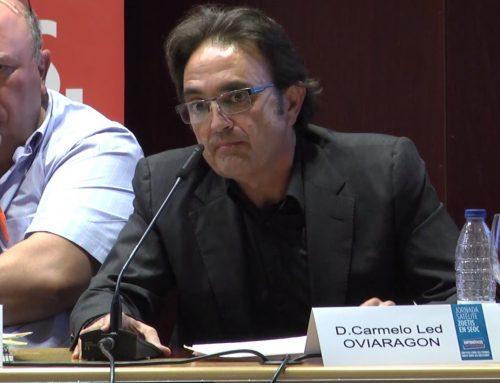 Carmelo Led participa en una mesa redonda sobre el uso responsable de antibióticos en SEOC