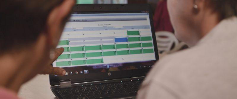 Herramienta informática puesta en marcha por Oviaragón para acceder a datos de evolución y comparativos con la misma u otras ganaderías de una forma más rápida que agilice la toma de decisiones en la ganadería.