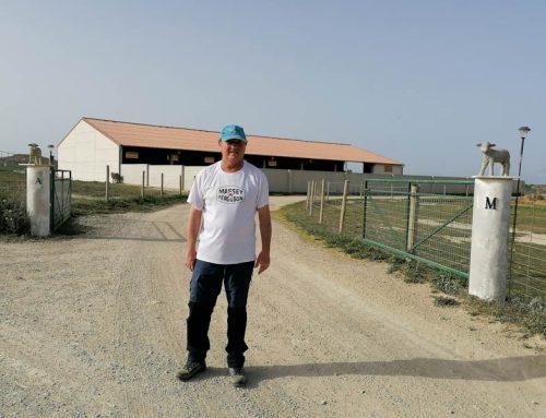 """Antonio Maza: """"Con OVIRUM los corderos están bien alimentados y tienen muy buen aspecto"""""""